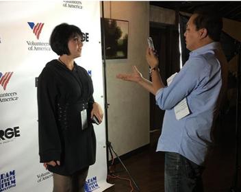 Chnl 8's FB Live - Film Festival