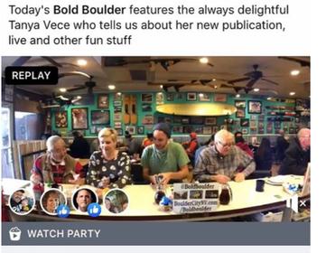 Bold Bolder 2020