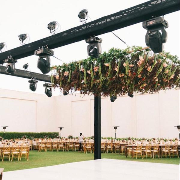 Custom Floral set up