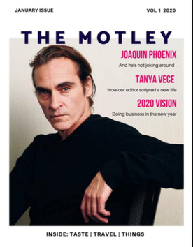 The Motley Magazine