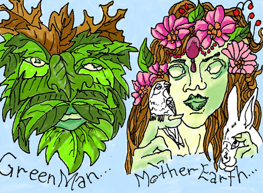 The Spring or Vernal Equinox or Ostara