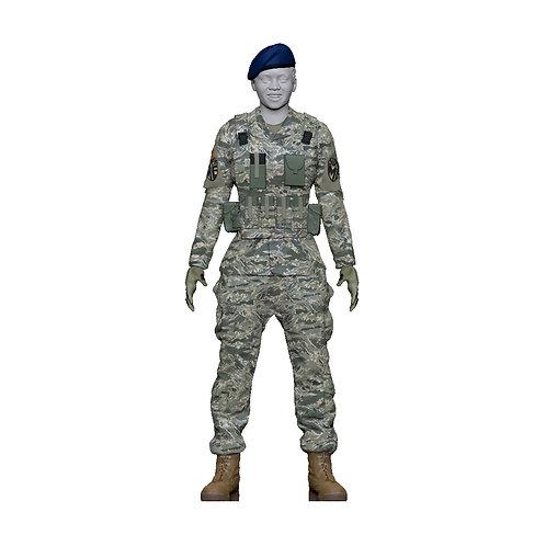 Mini Air Force Beret (F)