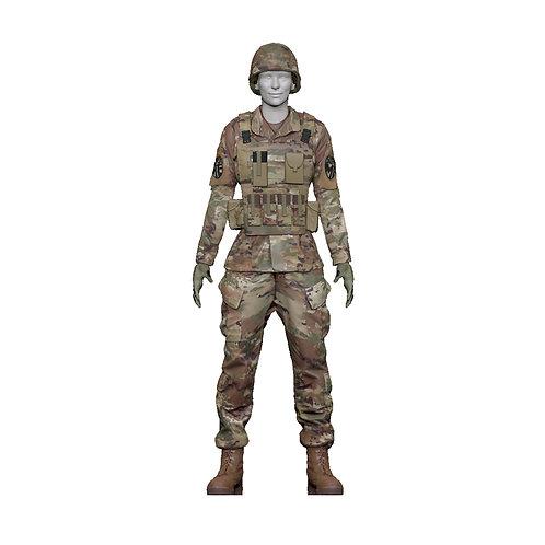Mini Army (F)