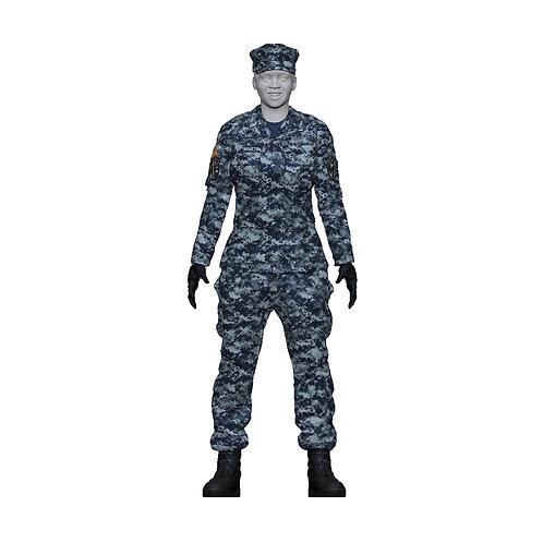 Mini Navy (F)