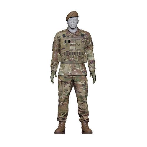 Mini Army Beret (M)