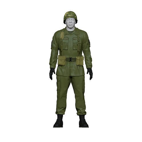 Mini Retro Army (M)
