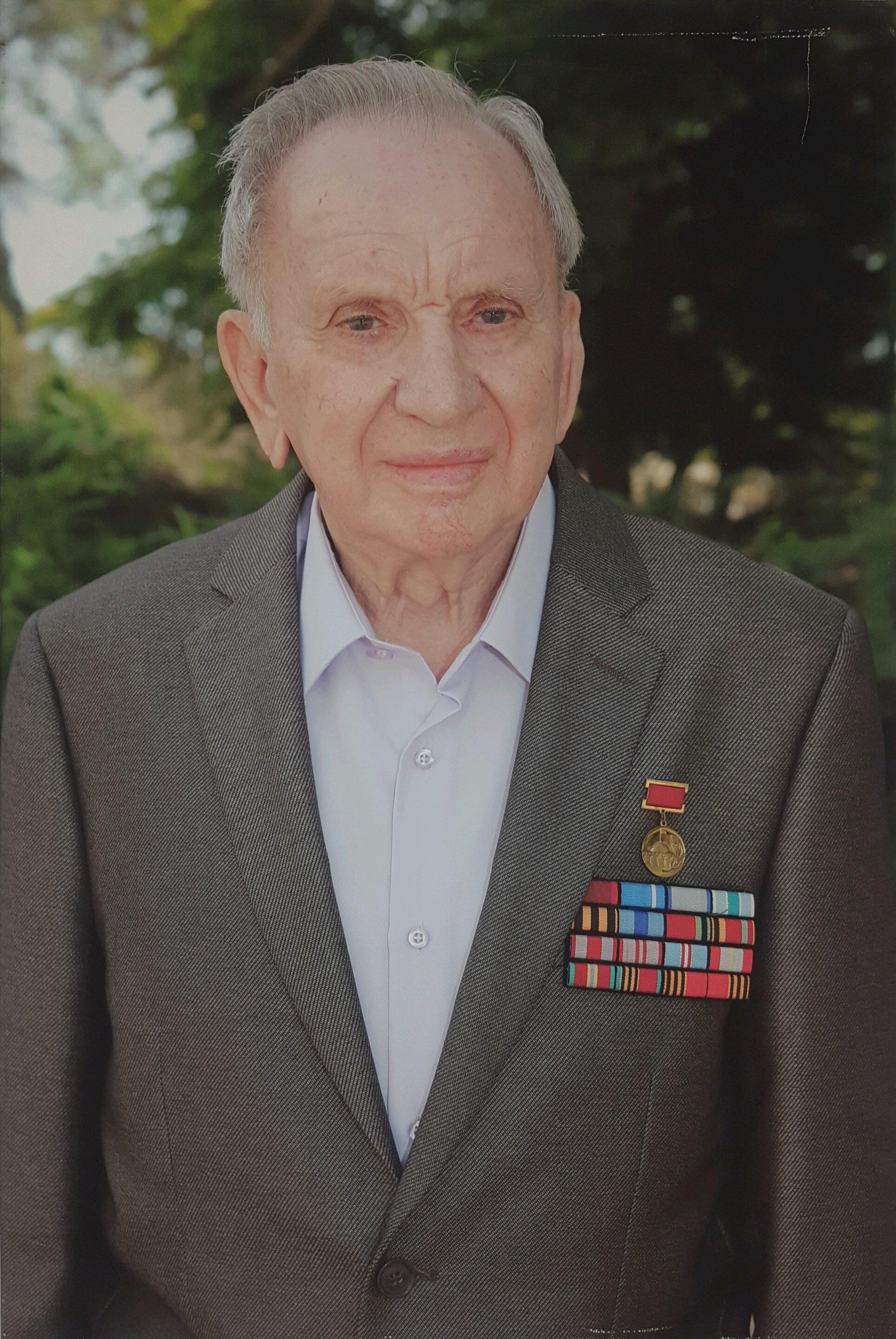 Ветераны Кфар Сабы