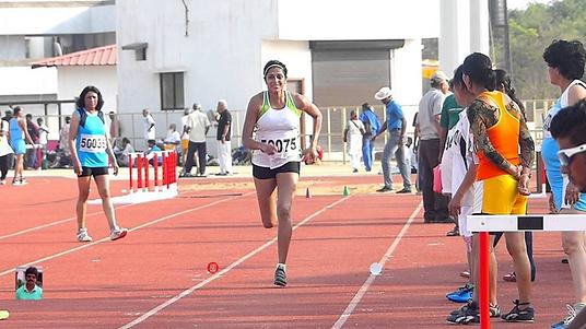 Reeth Abraham, triple jump