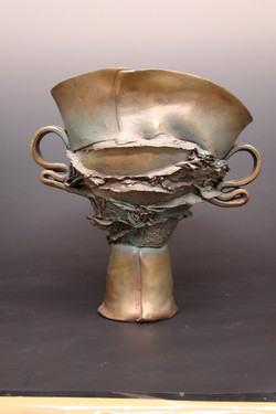 2. Bronze Vessel 1997