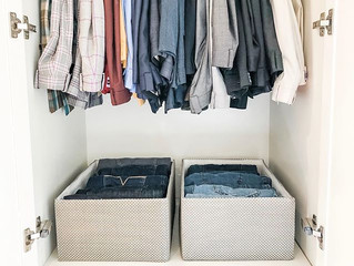 Organizing Tips for Small Spaces