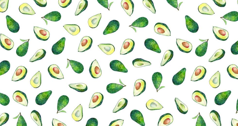 Pattern Design Fruit