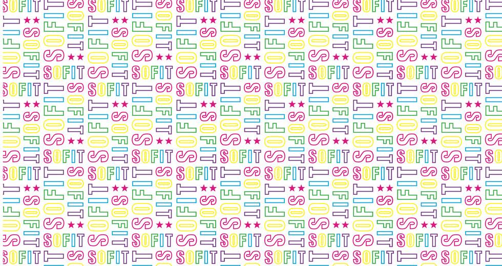 Pattern Design SOFIT Colour Logo