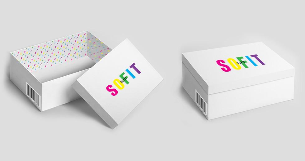 Packaging Design Shoe Boxes Design