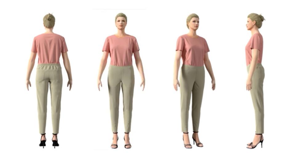 3D Design Avatar