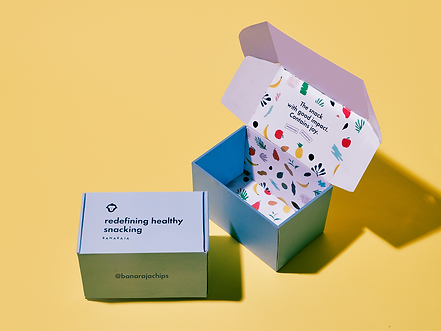 Packaging Design/Boxes