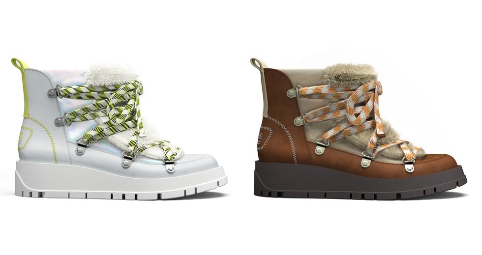 3D-Boots