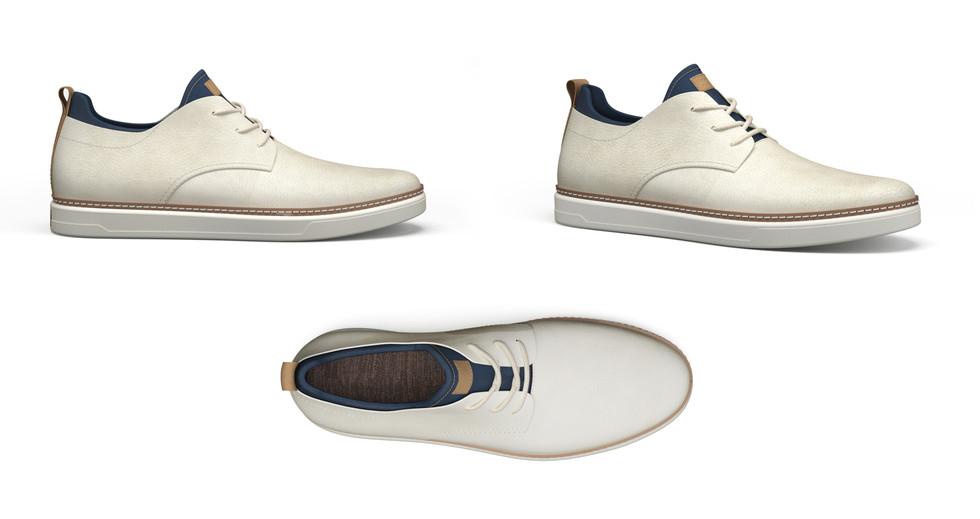 3D-Mens Footwear