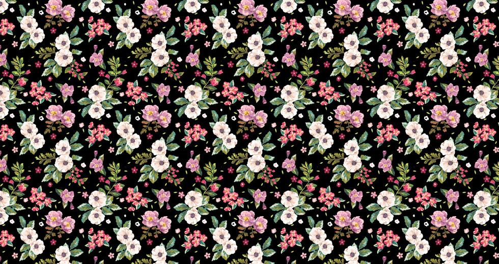 Pattern Design Floral