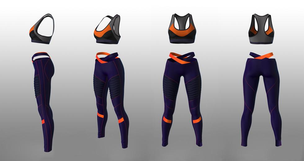 3D-Activewear