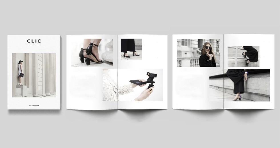 Print Collateral Lookbook