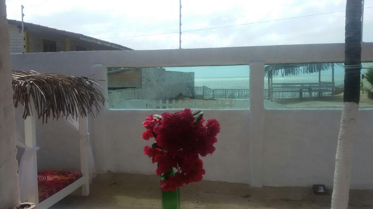 Varanda casa Paju