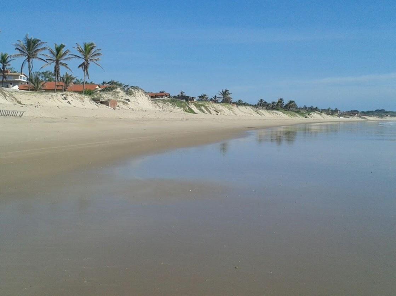 Praia perto da Casa Paju