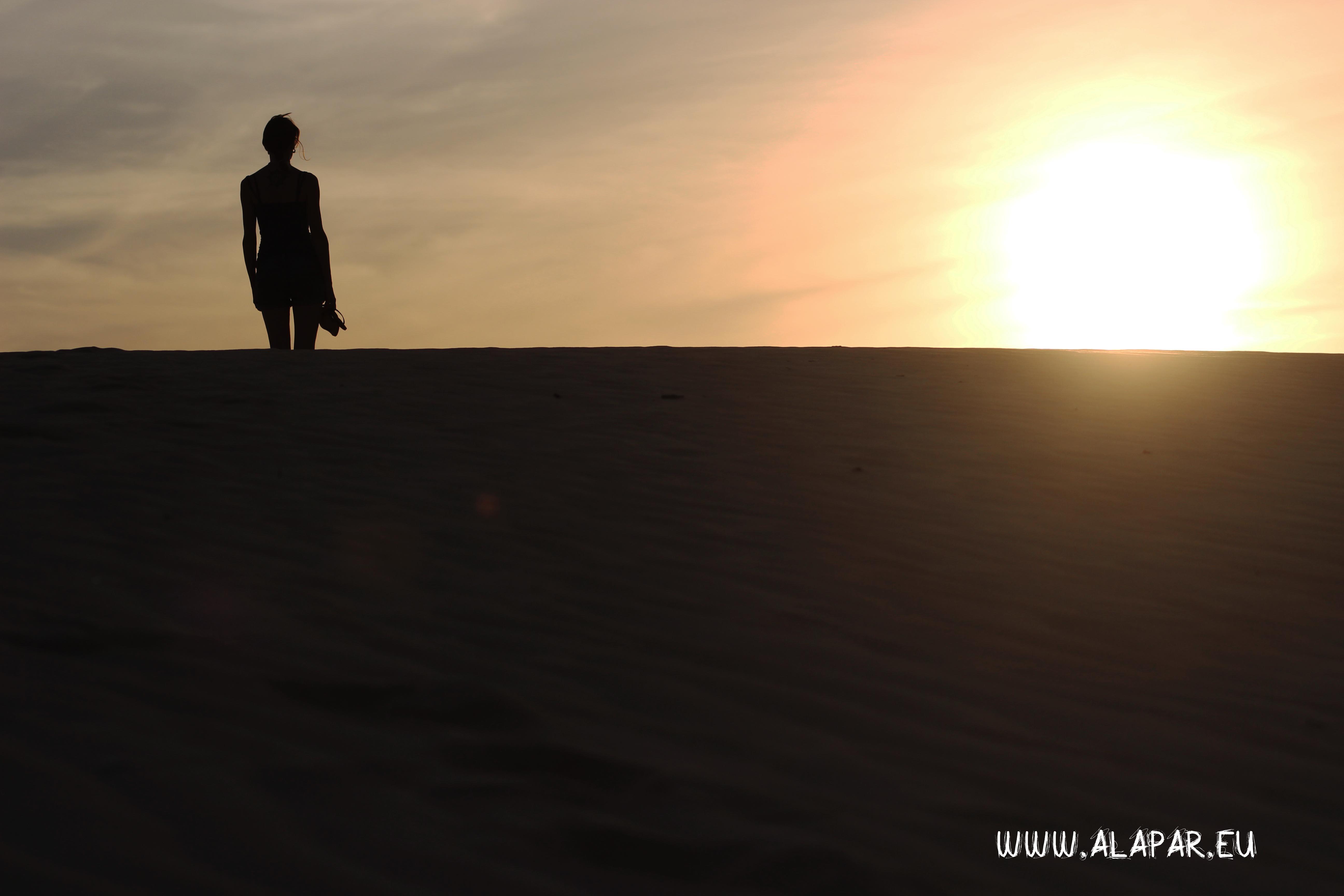 Passeio nas dunas de Maracajaú