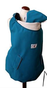 cobertor mochila portabebés manduca
