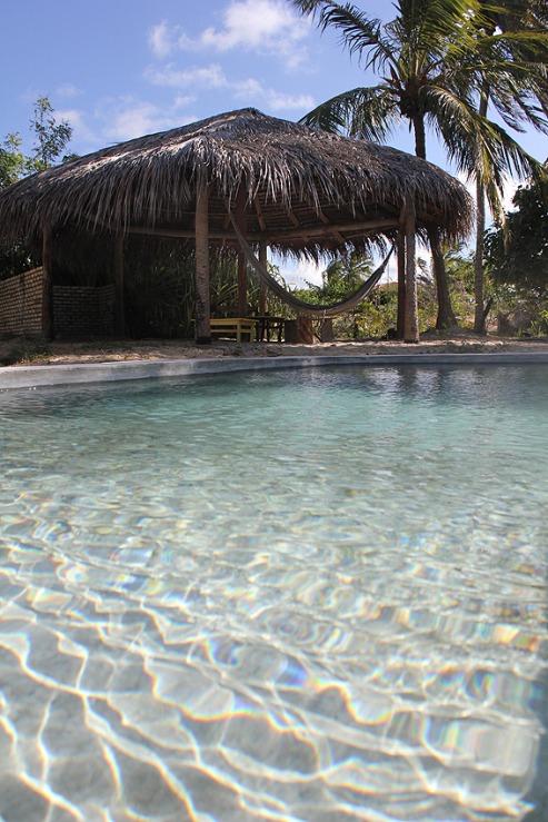 Area comunitaria de Lagoa dos Coqueiros