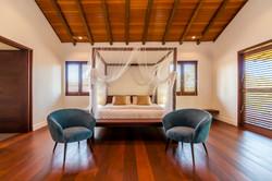 Os incrívels quartos da Villa