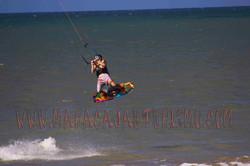 Lovely for kitesurfers