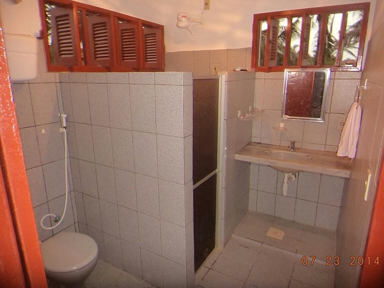 Banheiro primer andar