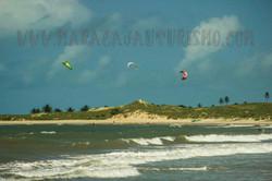 Beach for Kitesurf