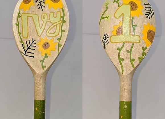 Custom Design Spoon
