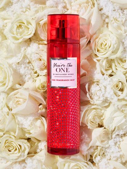 Fine Fragrance Mists