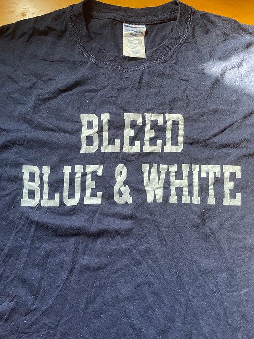 Pitt panthers bleed blue men's tee