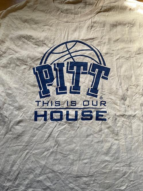 Pitt basketball men's Tee