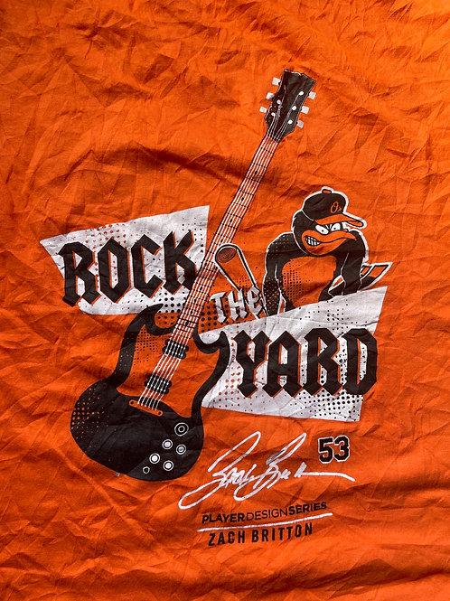 Orioles Rock the Yard Tee