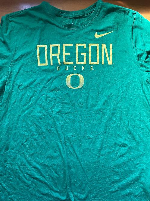 Oregon Ducks Mens Nike Tee