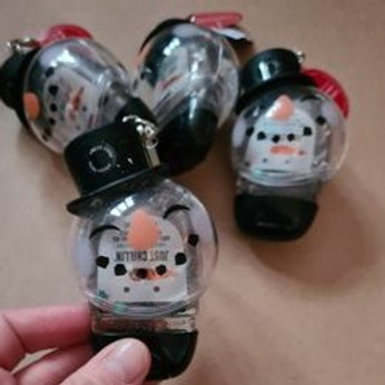 Musican Snowman PocketBac holder and PocketBac