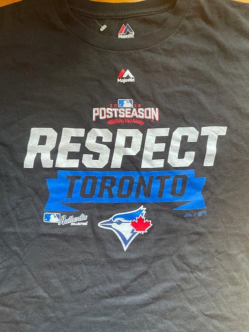Toronto blue jays 2016 postseason men's tee
