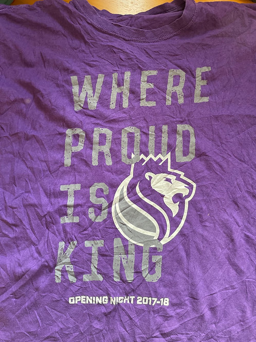 Sacramento Kings men's tee