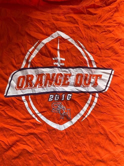 Syracuse 2016 football tee