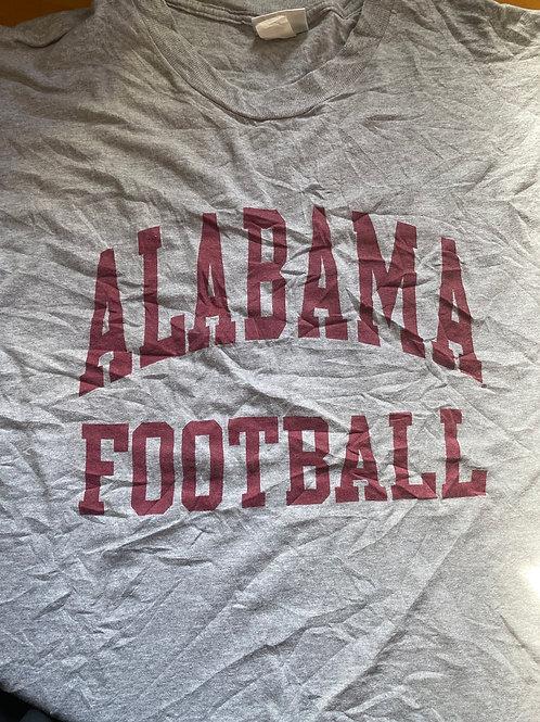 Alabama football men's tee