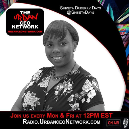 Urban CEO Network Radio Show