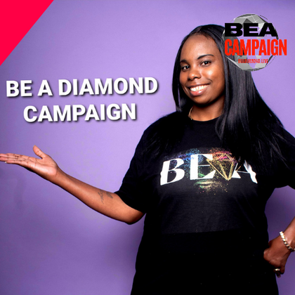 Be A Diamond Campaign Launch [BEA]