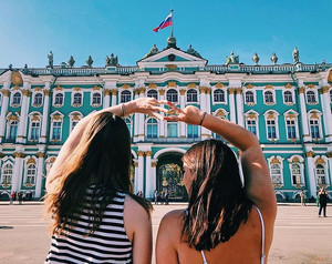 Throwin' what we know abroad 🇷🇺 #ΣΔΤ.j
