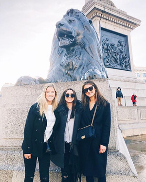 these three beauties taking on London to