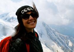 Christine in Switzerland