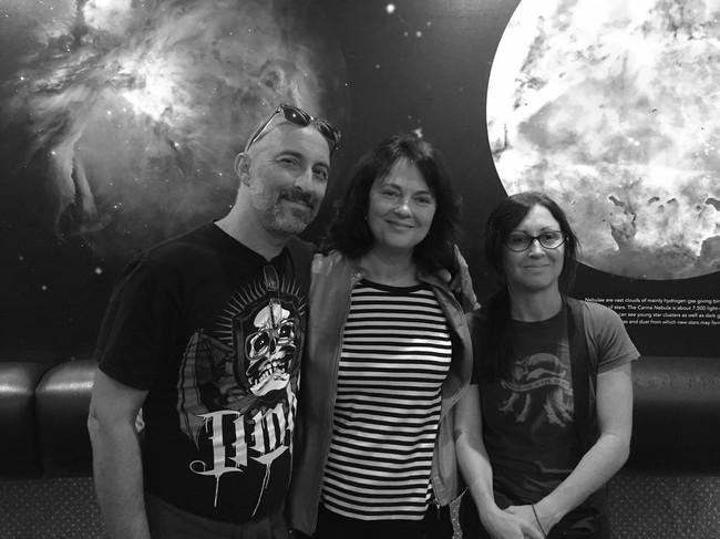 Anatoly Frusin, Rosalind Williams & Lisa O'Neill